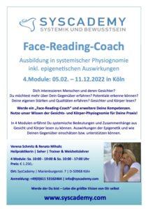 Ausbildung in Physiognomie