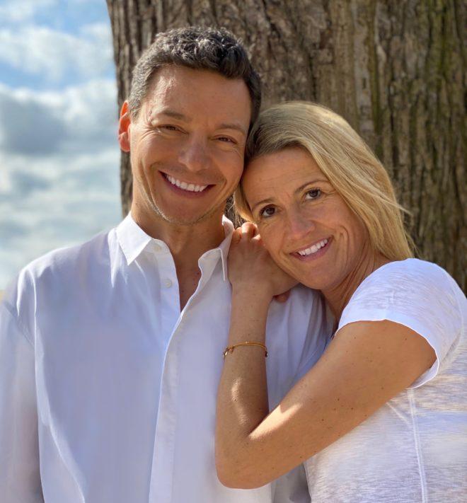 Verena und Renato